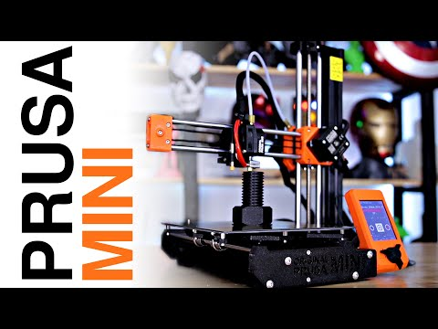 video Prusa Research Original Prusa MINI 3D Printer