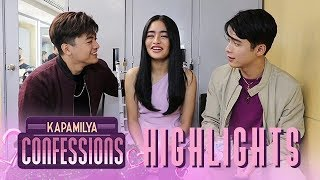 CK, Vivoree and JC take the 'Pass the Message Challenge' | Kapamilya Confessions Highlight