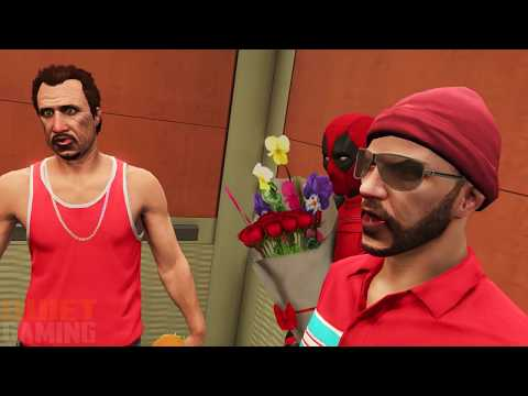 HOT DATE! (GTA 5 Funny Moments Cinematic)