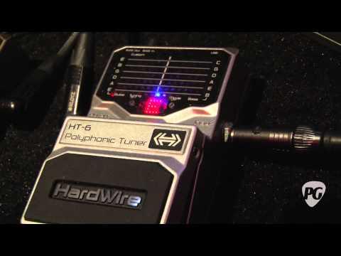 Hardwire Digitech Hardwire Polyphonic Tuner HT6