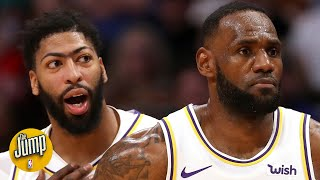 Is Anthony Davis taking away MVP votes from LeBron? | The Jump