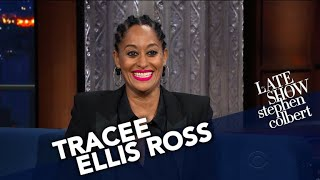 Tracee Ellis Ross Does Not Drink Coffee, Somehow