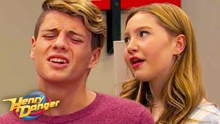 Henry Hart's Family Learns His Secret?! + BONUS Scenes 😲 Henry Danger | #FunniestFridayEver