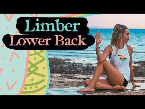15 min Yoga for Lower Back Pain