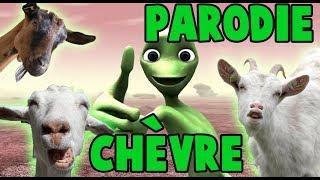 EL CHOMBO - DAME TU COSITA (parodie chèvre) 🐐🐑