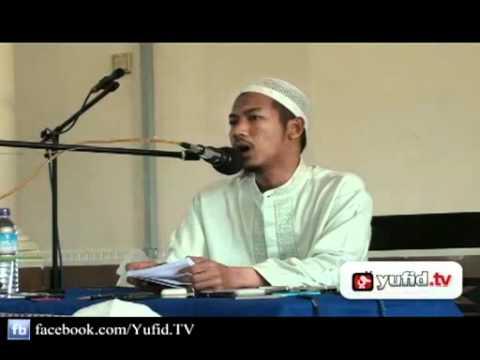 Meluruskan Sejarah Wahabi - Ustadz Abu Ubaidah Yusuf