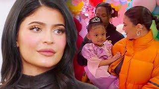 Kylie Jenner Fans React To Stormi 3rd Birthday Party