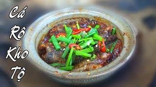 Bữa cơm miền Tây | CÁ RÔ KHO TỘ & CANH CHUA LƯƠN ĐỒNG | Cơm trưa Mẹ nấu #5