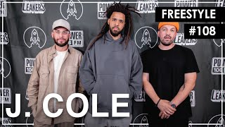 J. Cole Freestyles Over