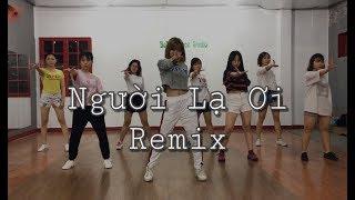 [Beginner's class] Người Lạ Ơi - (Masew Remix) | Nhan Pato Choreography