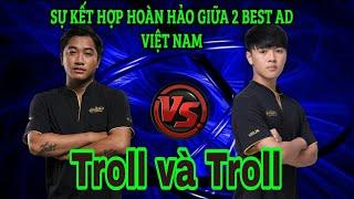 HHCC Cầm Grack Troll game cùng Nhật Tân Team bạn khóc thét 😆😆😆Thánh troll Game Cmnr 😂