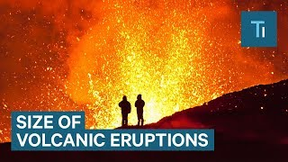 Biggest Volcano Eruptions In Recorded History