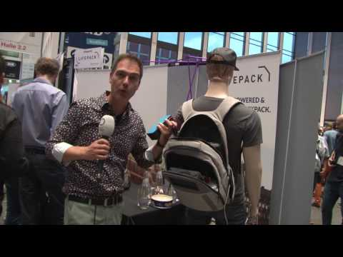Lifepack (IFA 2016) preview » BesteProduct
