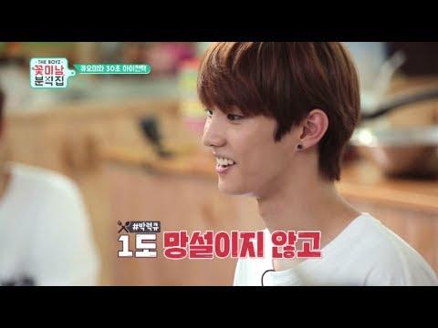 [Behind(Ep.5)] 더보이즈 '꽃미남 분식집' (THE BOYZ 'Flower Snack')
