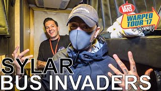 Sylar - BUS INVADERS Ep. 1205 [Warped Edition 2017]
