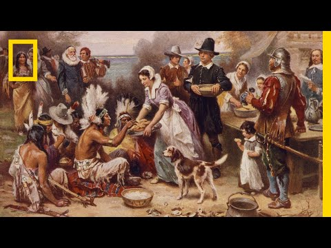 What is the History of Thanksgiving?   National Geographic