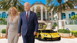 Joe Biden's Lifestyle ★ 2020