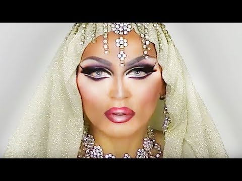 DRAMATIC ARABIC MAKEUP TRANSFORMATION FROM MAN TO WOMAN ...