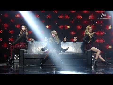 Girls' Generation-TTS_Showcase Highlight_'Adrenaline'