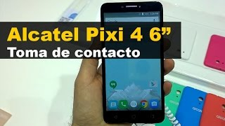 Video Alcatel Pixi 4 (6) 16 GB Negro YmEbidXUdF0
