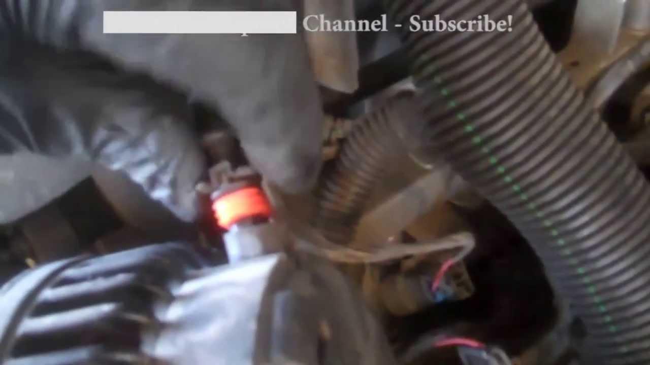 Alternator replacement Chevrolet Silverado 2000 - 2012 GMC ...