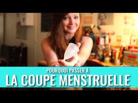 Pourquoi faut-il passer à la cup (coupe menstruelle) ?