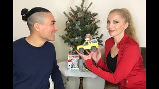Christmas Special Part 3! Our favorite Toy Story Pop!!!