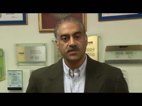 Harry Bhatia sharing his experience on Cyberoam's on-Cloud Management Service (CCMS)