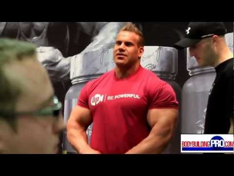 The Hero Of Bodybuilding Jay Cutler - 2013 Arnold Classic ...