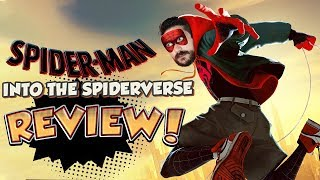 Spider-Man: Into the Spider-Verse Review - Movie Podcast