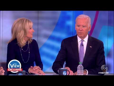 Vice Pres. Joe Biden, Dr. Jill Biden on Life After Office, Mike Pence | The View
