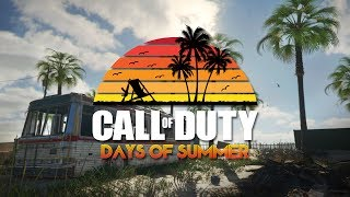 Call of Duty celebrating Days of Summer