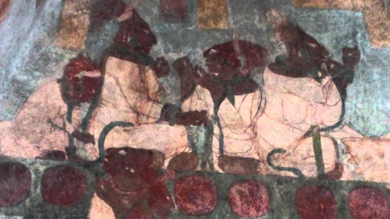 Divinorum Psychonauticus: Don't Eat my Pineal Gland!  |Maya Sacrifice Stamp