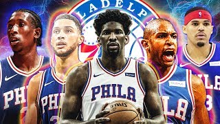 Why The Philadelphia 76ers Are The BEST TEAM In The East - Better Than Bucks & Celtics!
