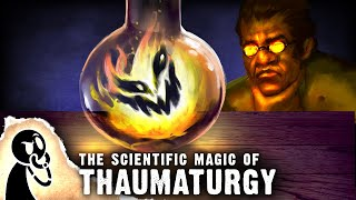 Thaumaturgy: Magic Systems that Wish They Were Science — Tale Bits