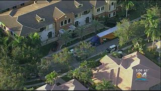 Hollywood PD Tight-Lipped About Investigation At Antonio Brown's Home