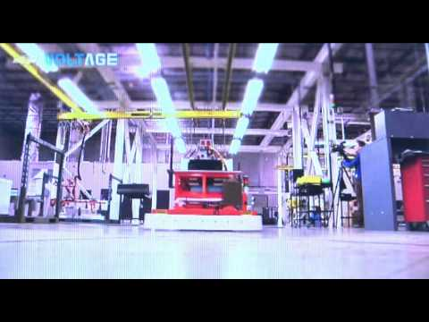 Abel Womack Video: SmartCarts Used at GM's Volt Battery Assembly Plant