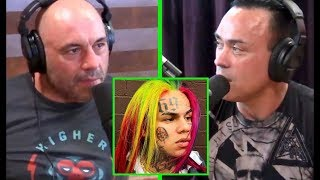 Joe Rogan: What I'd Do If My Daughter Brought Home Tekashi69