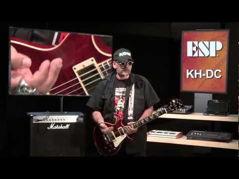 Judge Fredd & the ESP KH-DC