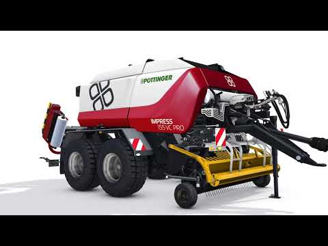 IMPRESS Baler/Wrapper Combinations