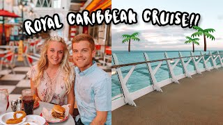 ROYAL CARIBBEAN | Allure of the Seas!! Cruise Part 1! :)