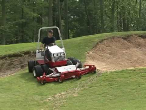 Hill Mowers Youtube