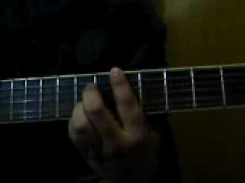 La pantera rosa en guitarra