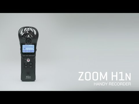 video Zoom H1N Handy Recorder