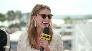 Supergirl Cast - IMDb LIVE at SDCC 2018 + Season 4 TRAILER