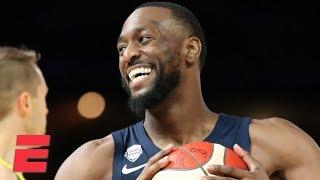 Kemba Walker scores 23 to lead Team USA to win vs. Australia | FIBA World Cup