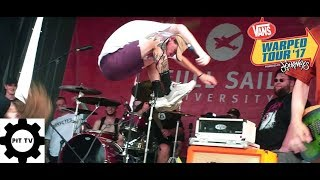 Knocked Loose- FULL SET (live Vans Warped Tour 2017)
