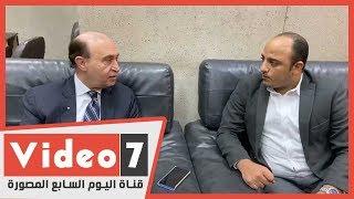 أول تعليق من الفريق مهاب مميش حول تأثير أزمة كورونا على قناة ...