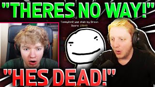 Philza REACTS TO TOMMYINNIT'S DEATH! (dream smp)