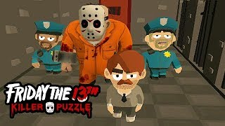 Friday the 13th: Killer Puzzle - Lockdown - Part 2 [Android Gameplay]